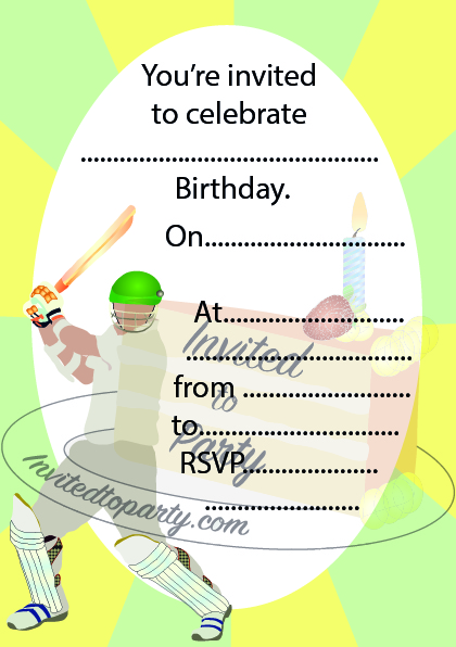 80Th Party Invitations was great invitation template